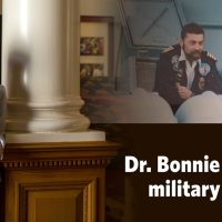 Dr. Bonnie Henry's military roots