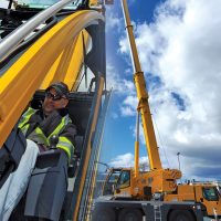 Mastering the cranes - new training for new lifting gear