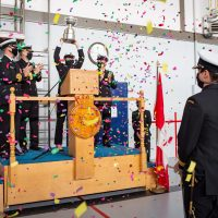 Double awards for HMCS Radisson