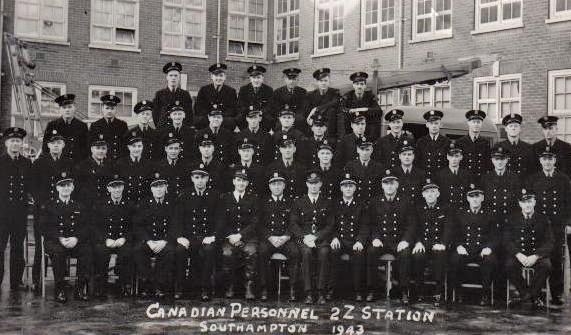 Corps of Canadian Firefighters No 2 Coy.