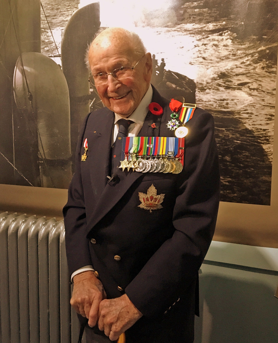 Peter-Chance-Battle-of-the-Atlantic-veteran