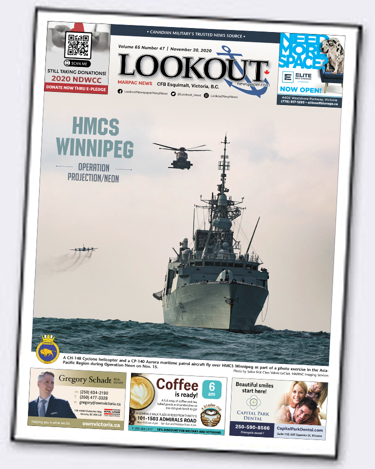 Lookout Newspaper November 30 2020