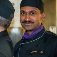 Taste of success for Chef Bammy