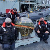 Summerside reigns in runaway rider buoy