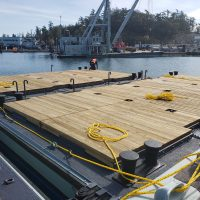 New barges to bolster harbour ops