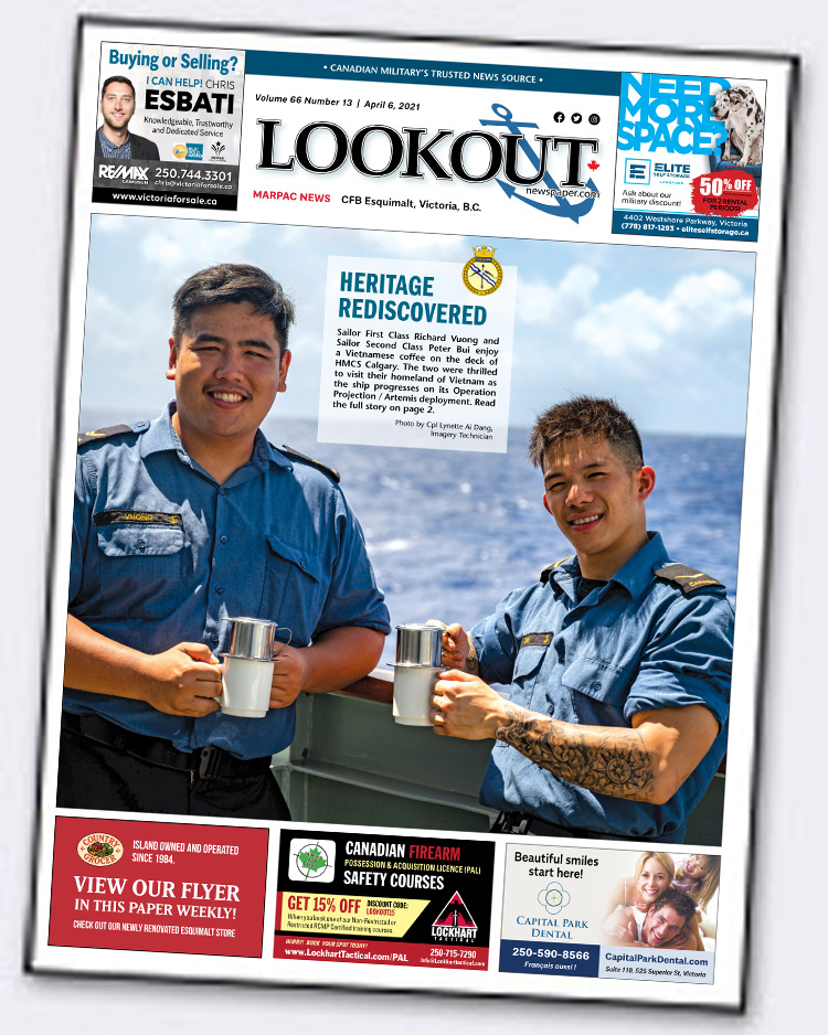 Lookout Newspaper April 6 2021