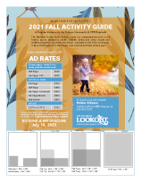 Activity Guide - Fall 2020