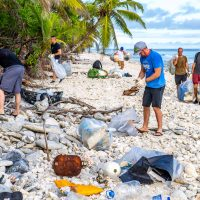 HMCS Calgary helps protect the environment during much-appreciated visit to Diego Garcia