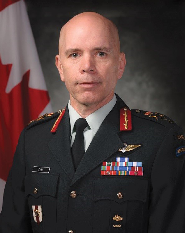 Lieutenant-General Wayne Eyre