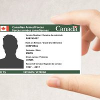 Veteran's Service Cards rolling out
